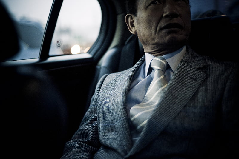 japanese yakuza boss